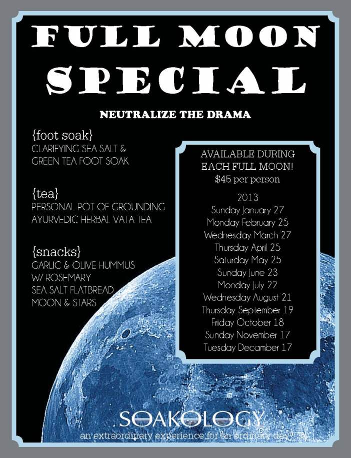 Full Moon Package